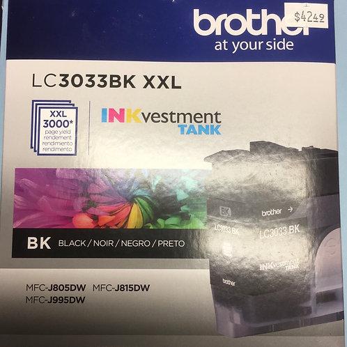 Brother LC3033BK XXL