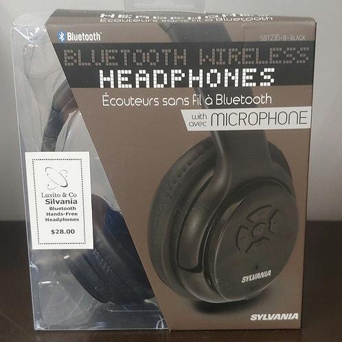 Silvania Bluetooth Hands-Free Headphones