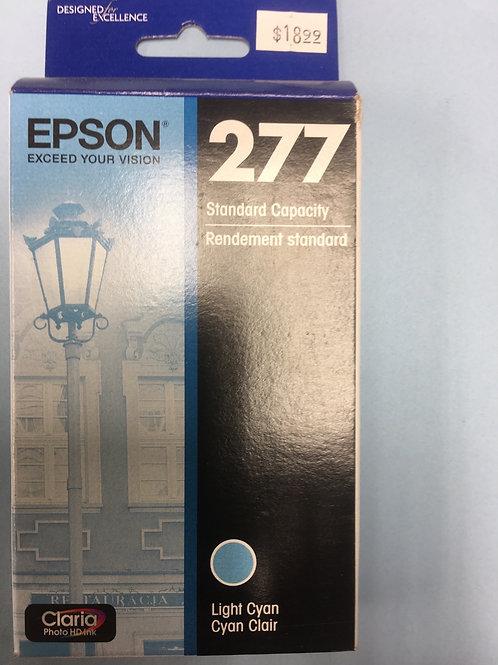 Epson 277 Standard Light Cyan