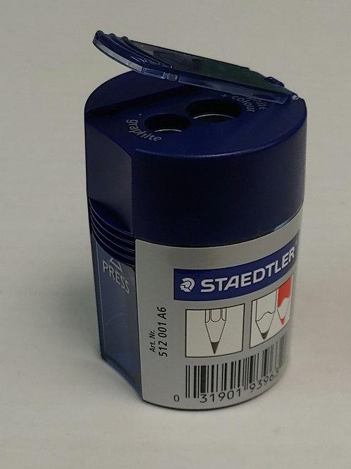 Staedtler Hand Held Double Pencil Sharpener