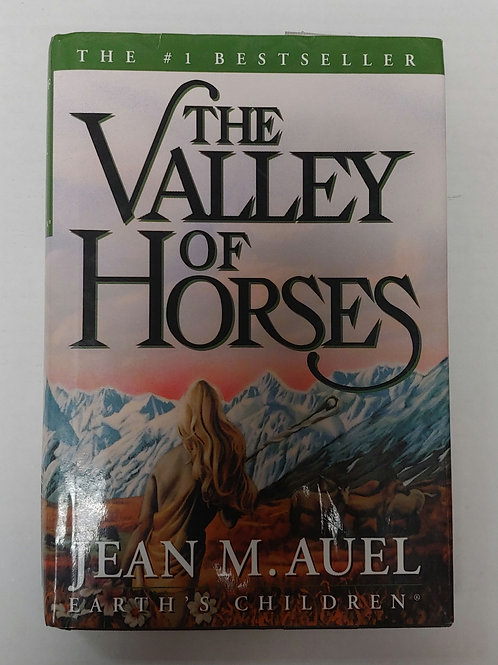 The Valley of Horses- Jean M. Auel
