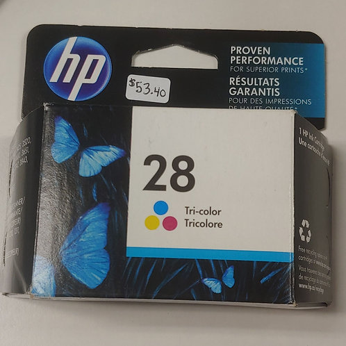 HP 28 Tri-color Ink