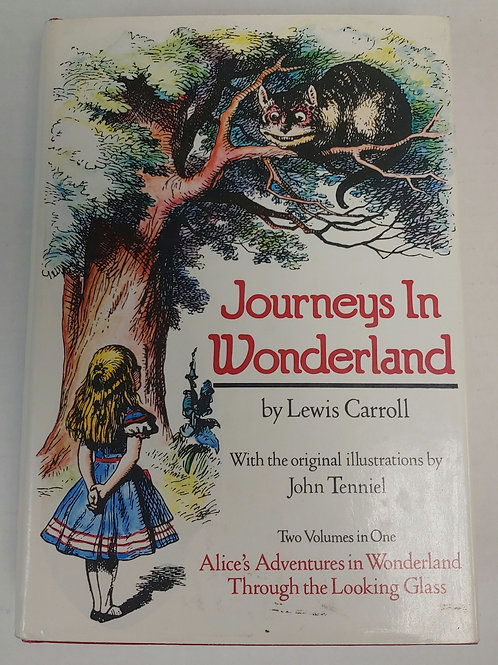 Journeys in Wonderland- Lewis Carroll