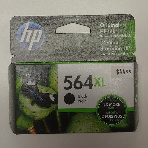 HP 564xl Black Ink