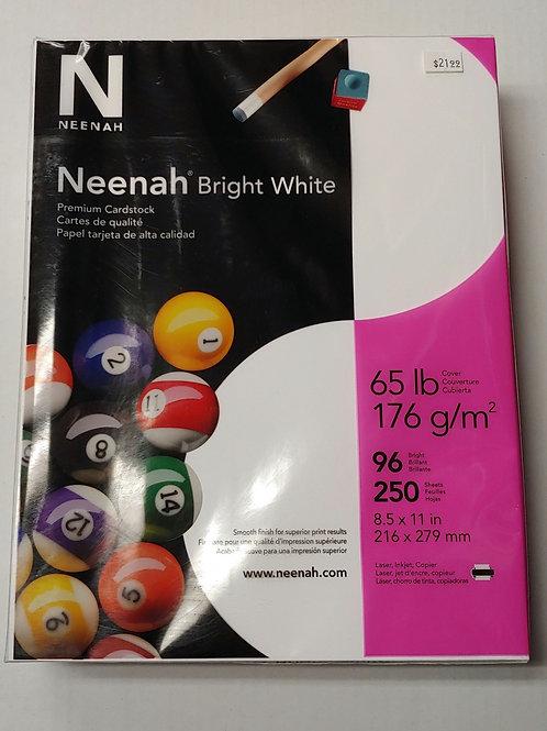 Neenah Bright White Premium Cardstock