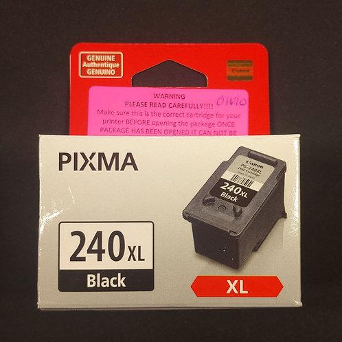 Canon Pixma 240xl Black Ink
