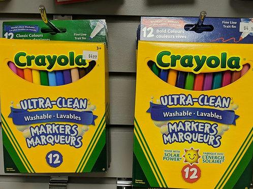 Crayola Fine Point Markers