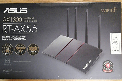 ASUS dual router