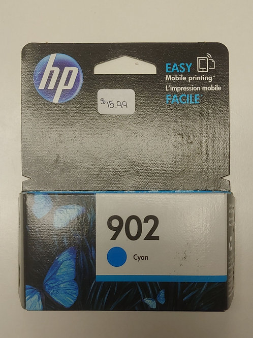 HP 902 Cyan Ink