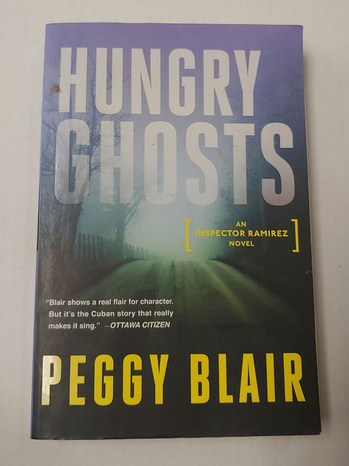 Hungry Ghosts- Peggy Blair