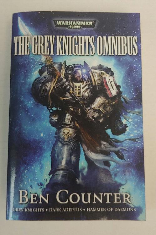 The Grey Knights Omnibus- Ben Counter