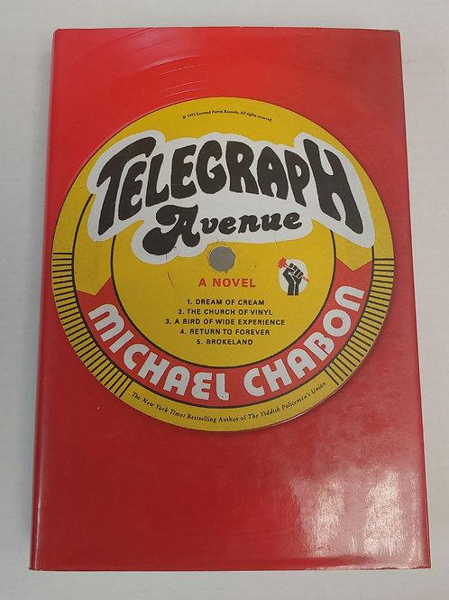 Telegraph Avenue- Michael Chabon