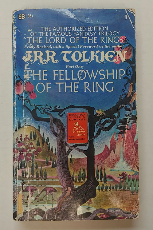 The Fellowship of the Ring- J.R.R Colkien