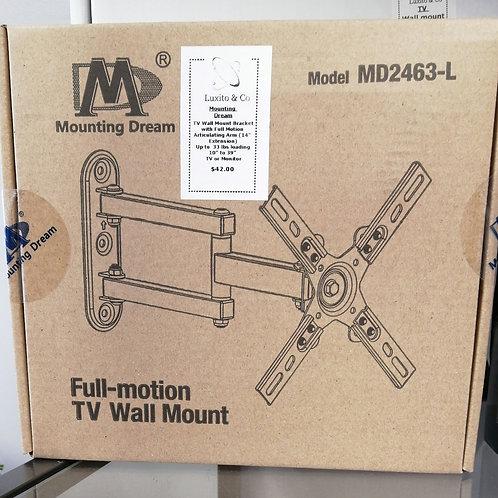 Full-Motion Tv mount