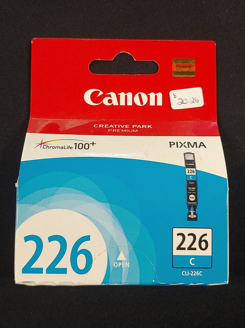 Canon 226 Cyan Ink