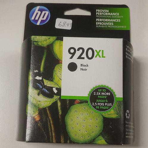 HP 920xl Black Ink