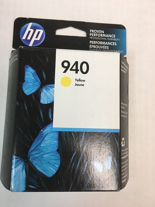 HP 940 Yellow Ink Cartridge