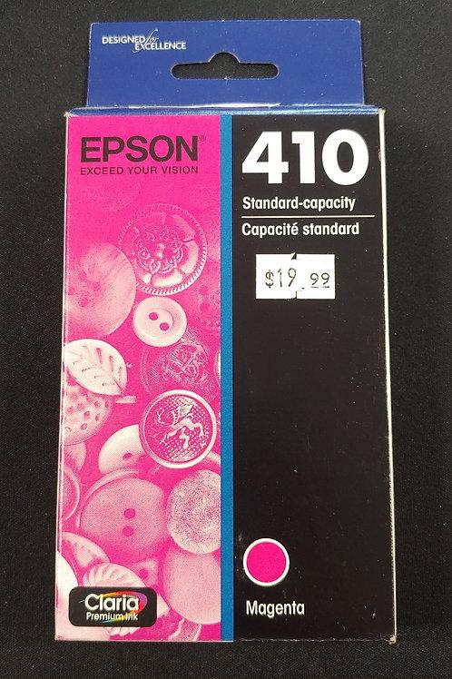 Epson 410 Magenta Ink