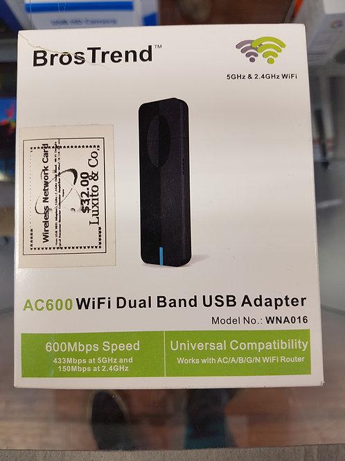 WiFi Dual Band USB Adapter