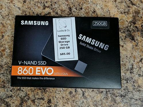 Samsung  V-NAND 860 EVO SSD