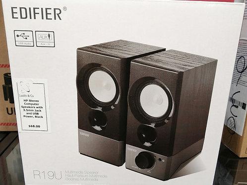 EDIFIER Stereo speakers