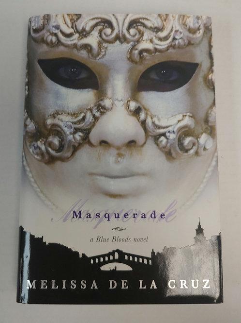 Masquerade- Melissa De La Cruz