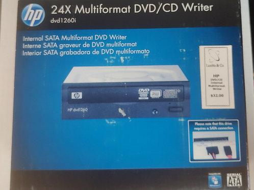 HP DVD/CD Internal Multiformat Writer