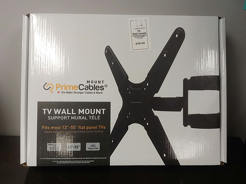"TV Wall Mount Articulated Arm Universal LED LCD Plasma 13""-55"""