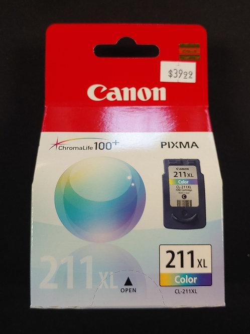 Canon Pixma 211xl Color Ink