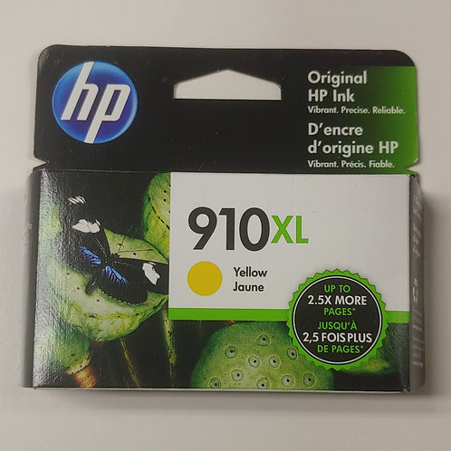 HP 910xl Yellow Ink