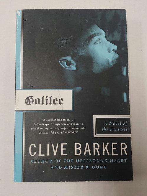 Galilee- Clive Barker