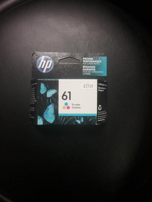 HP 61 Tri Color ink