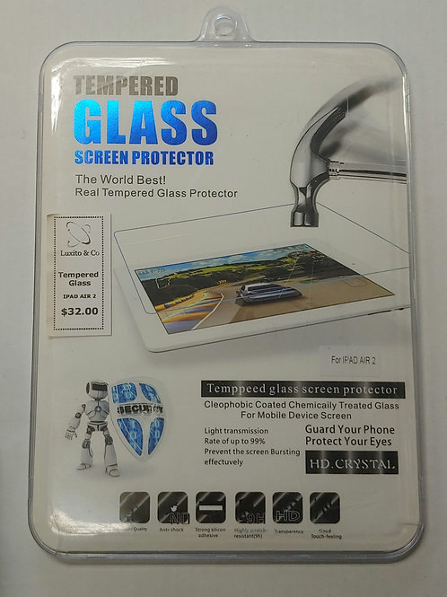 IPad Air 2 Tempered Glass Screen Proctor