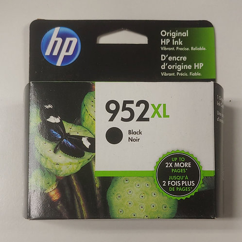 HP 952xl Black Ink