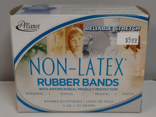 Alliance Non-Latex Rubber Bands