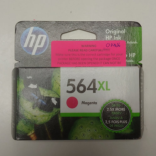 HP 564xl Magenta Ink
