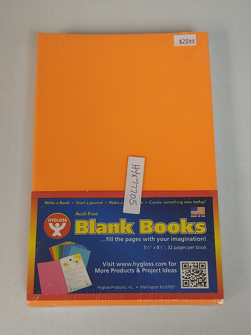 Hygloss Acid Free Blank Book 32 Pages 20 Pack