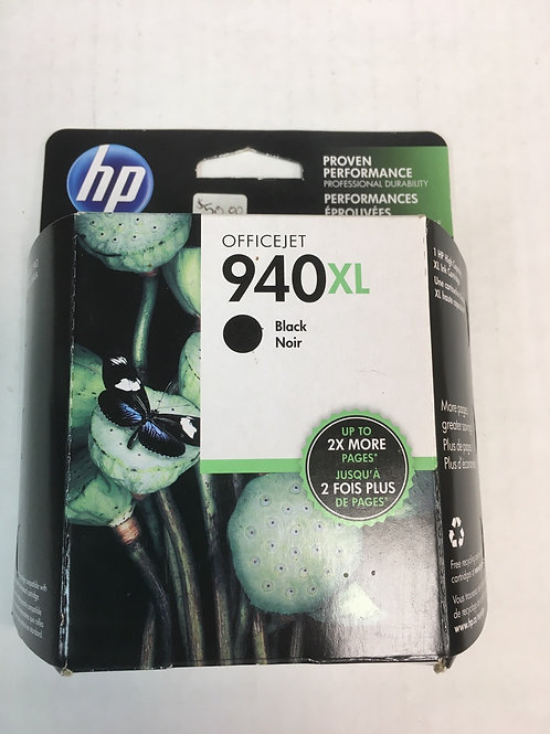 HP 940XL Black Ink