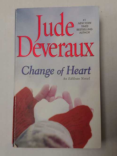 Change of Heart- Jude Deveraux