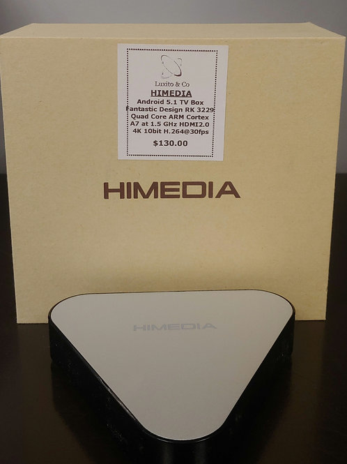 HIMEDIA Android 5.1 TV Box