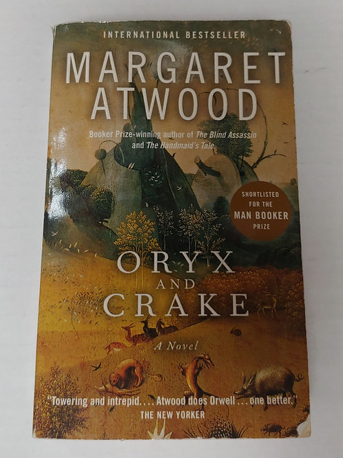 Oryx and Crake- Margaret Atwood