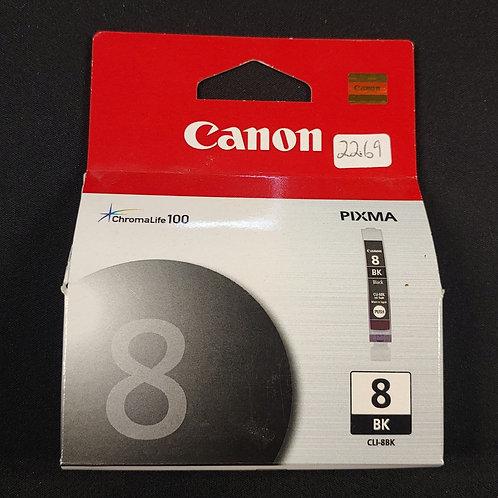 Canon Pixma 8 Black Ink