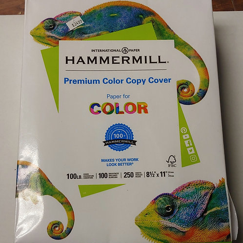 Hammermill Premium Color Copy Cover Paper