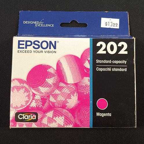 Epson 202 Magenta Ink