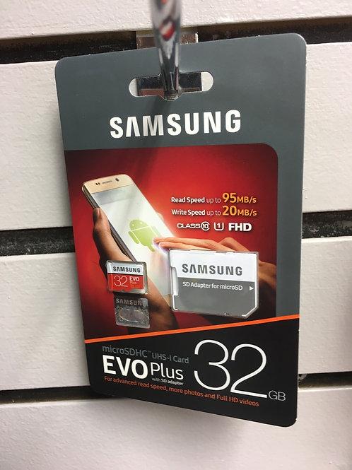 Samsung Sd Card 32 GB