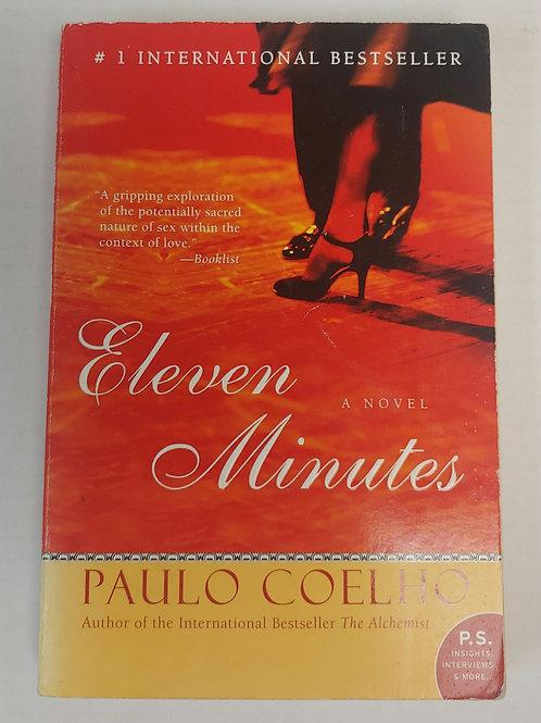 Eleven Minutes- Paulo Coelho