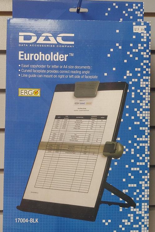DAC Euroholder
