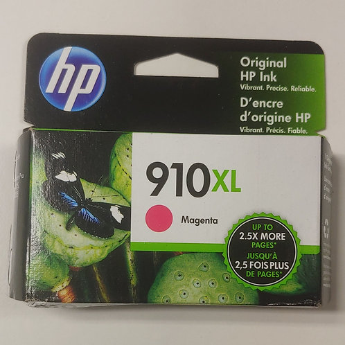 HP 910xl Magenta Ink