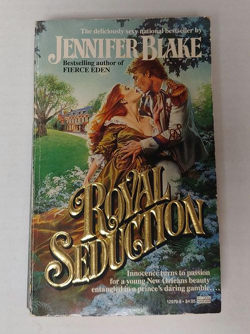 Royal Seduction- Jennifer Blake