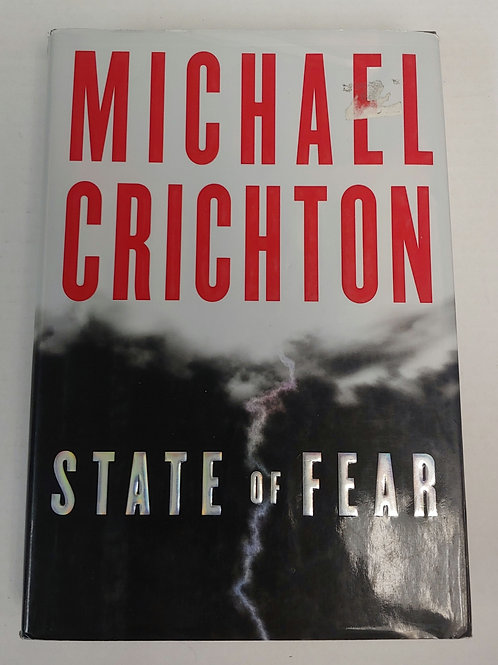 State of Fear- Michael Crichton